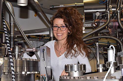 Image of Valeria Bragaglia, IBM Postdoctoral Researcher, IBM Research.