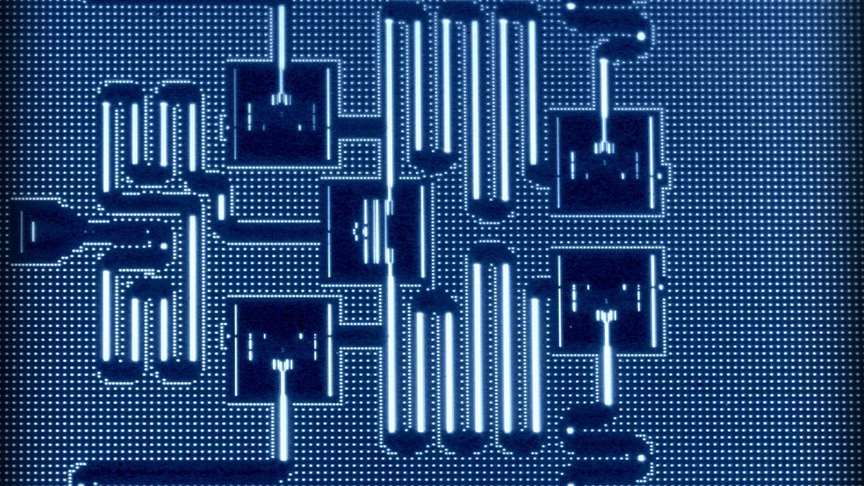IBM Quantum 5-qubit processor