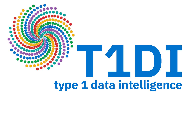 Type 1 Data Intelligence Study cohort logo